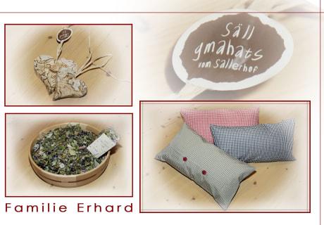 Produkte vom Sallerhof