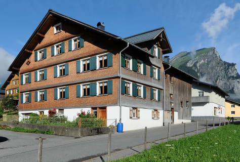 Bauernhof Rusch in Au-Schoppernau