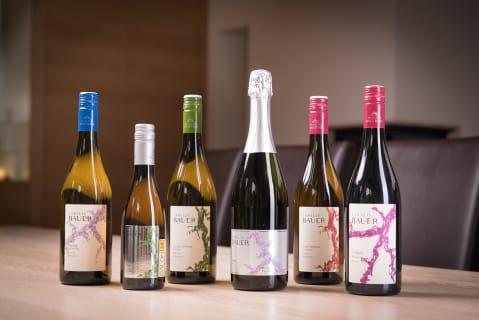 Familie Bauer - Weine des Weingutes