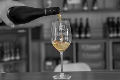 Weinbau Eisenbock - Wein