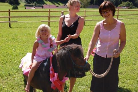 Mini-pony Chico