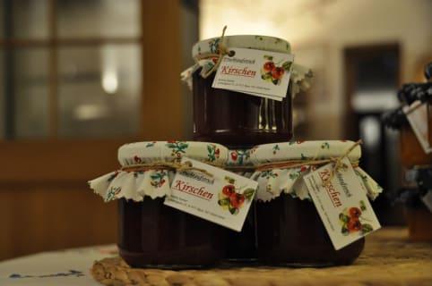 Unsere hausgemachte Marmelade