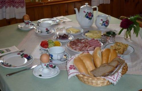 Mmmh, Frühstück!
