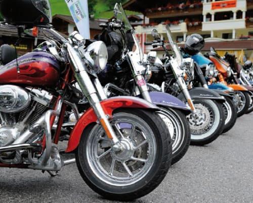 10. Harley-Davidson-Treffen