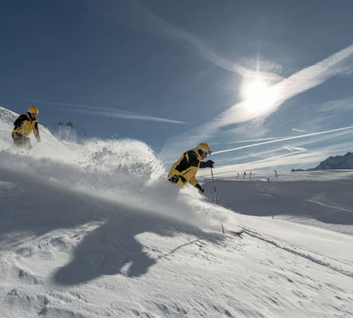 Ski All Inclusive Package - 6 nights