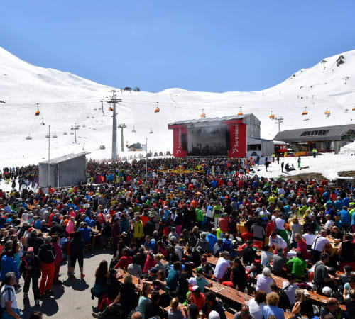 Ski & Concert package
