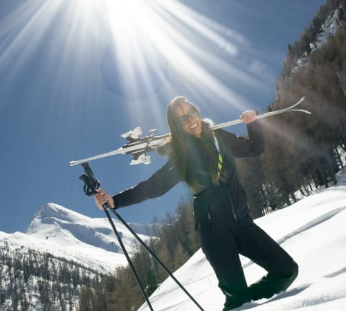 Ski-, Wellness & Genusswoche