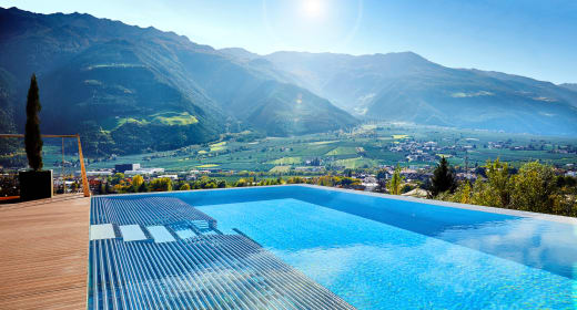 Last Minute: Wellness & romantic holidays in South Tyrol