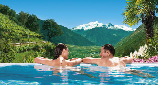 Last Minute: Wellness- & Romantikwochenende in Südtirol