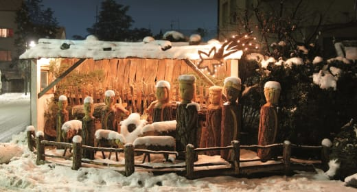 Giornate invernali nel Feldhof