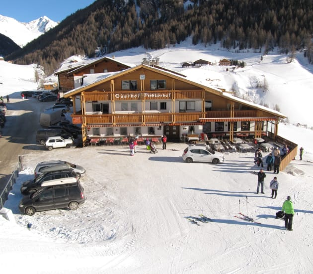Family weeks with 6 day skipass at Riva di Tures