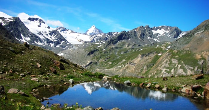 Piris fabelhafte Wanderwoche im Juni