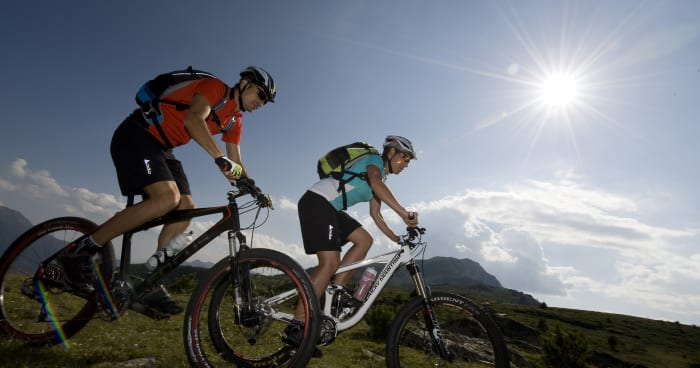 Settimana di prova e-mountain bike