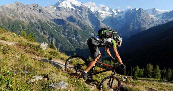 Special Trail-Week con Klaus Nischler