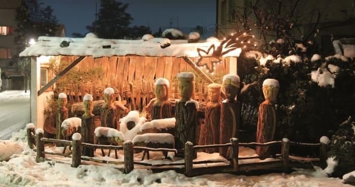 Wintertage im Feldhof