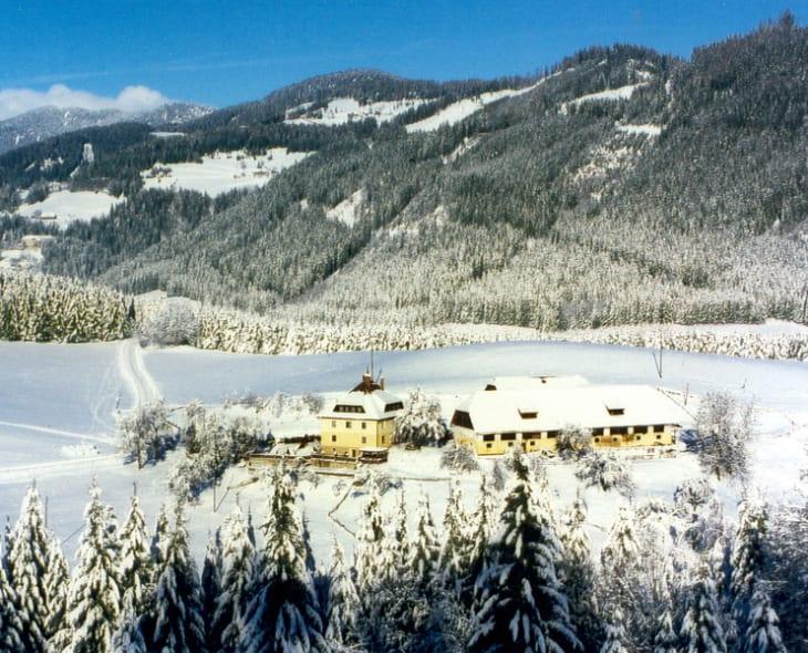 Ferienhof haberzettl im winter