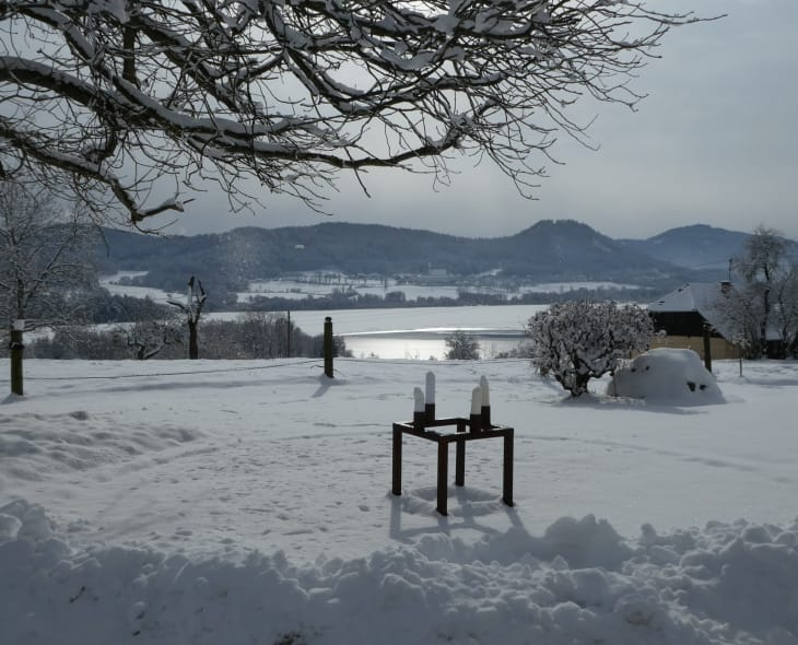 zauberhafte Winterlandschaft