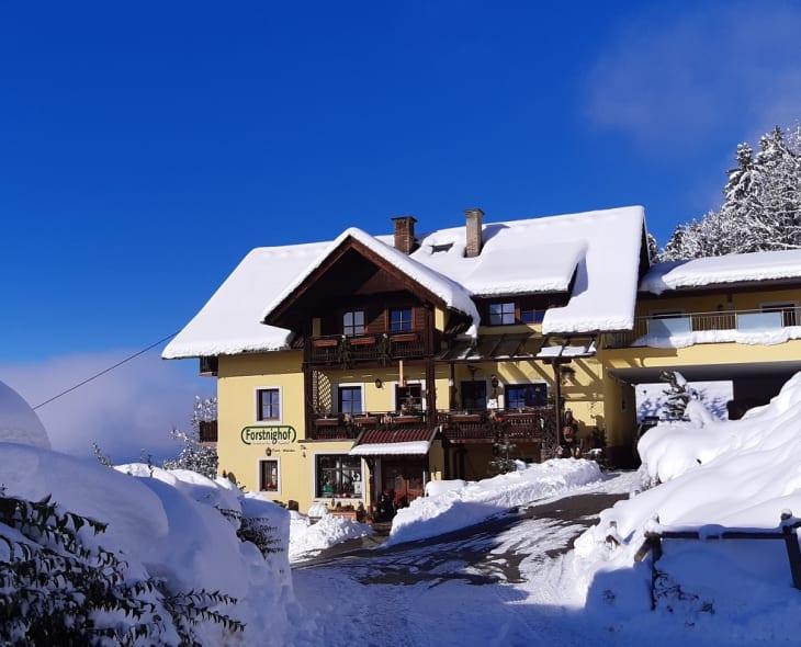 Forstnighof - Winterwunderland