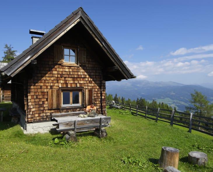 Marhütte Tschiernock ( Prokop)