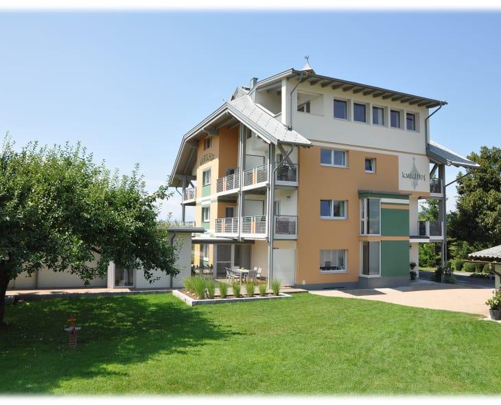Unser komplett neues Stammhaus - NEU ab 2013