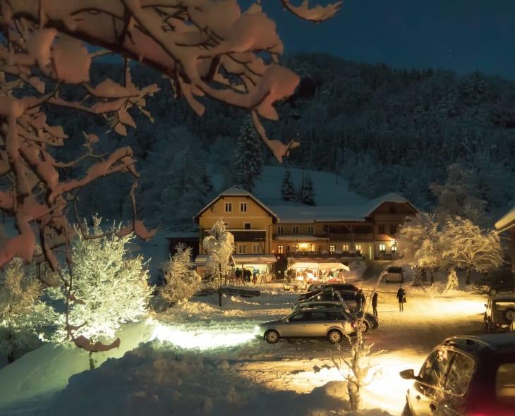 Winter am Arlitscherhof_Jürgen Lamprecht