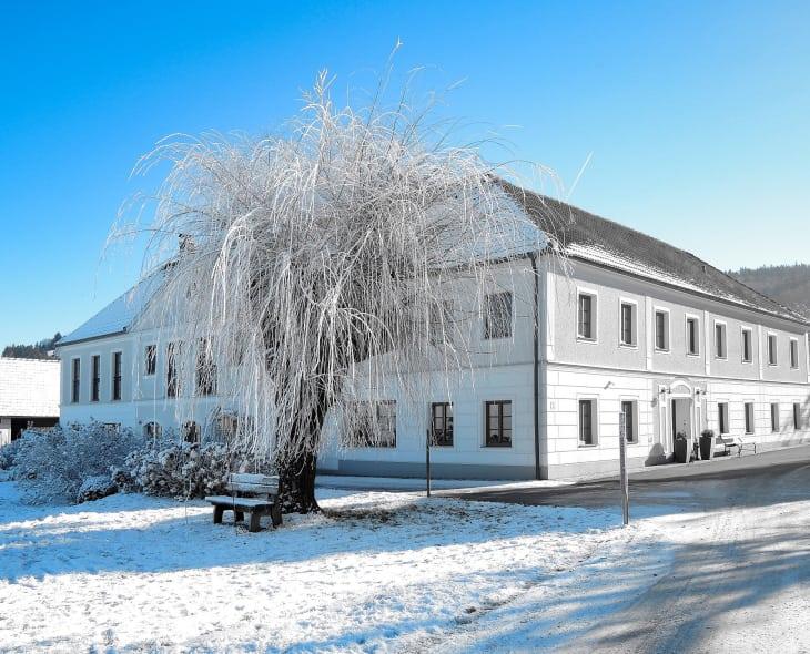 Winter im Landhaus Aigner