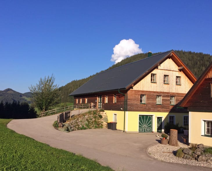 Ferienstadl Hammerau