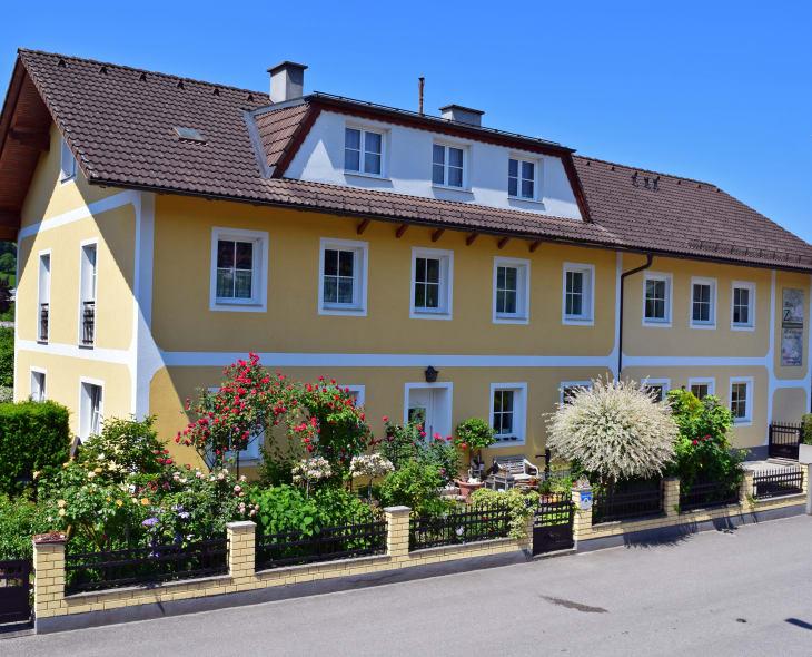 Haus Zehetner - Hausansicht (Foto: © Familie Schabel-Zehetner)