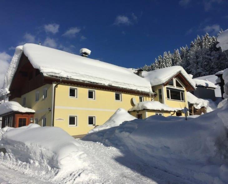 Schmiedsipplhof im Winter