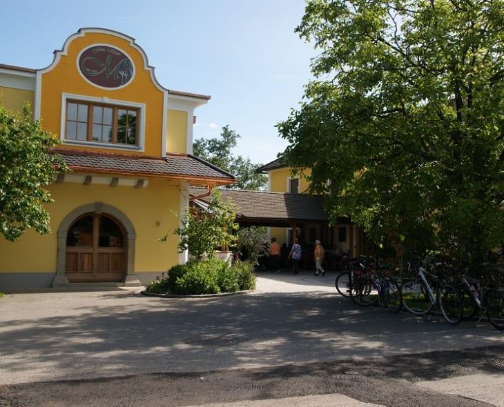 Radlerbauernhof Moser in Mitterkirchen