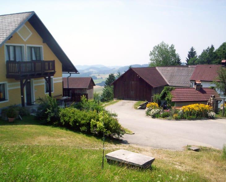 Urlaub am Bauernhof Gebetsberger