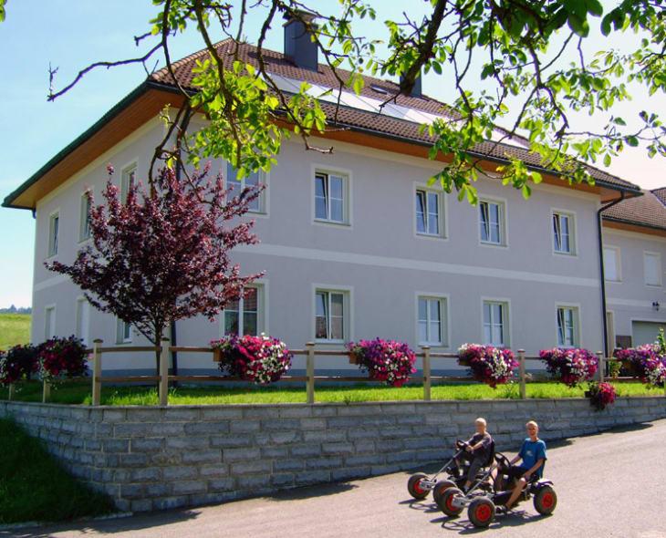 Ferienhof Neundlinger in Niederwaldkirchen