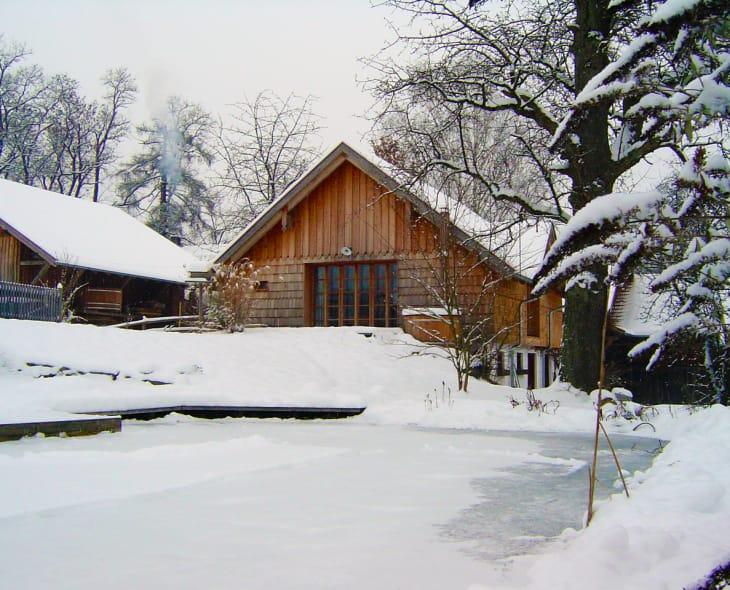 fassbinderHAUS im Winter