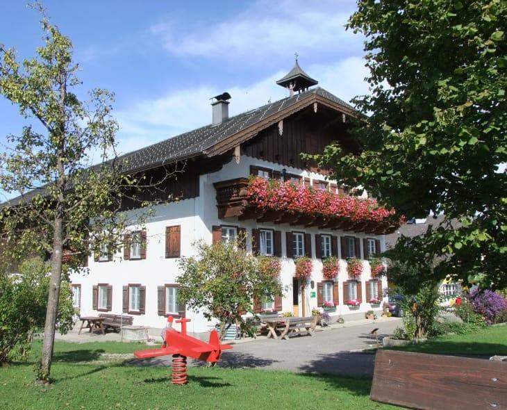 Ferienhof Hinterstrasser