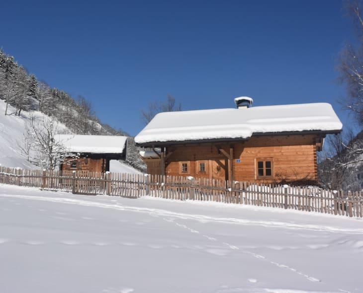 Reitbauernhof Gretchenruhe-Chalet