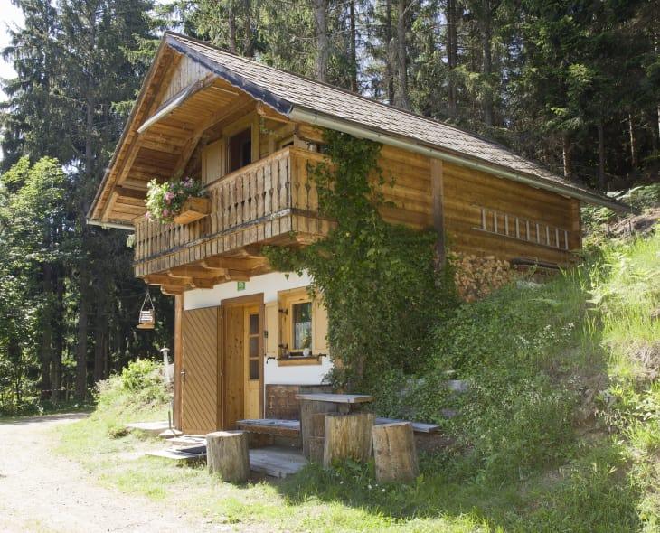 ruhige Lage am Wald