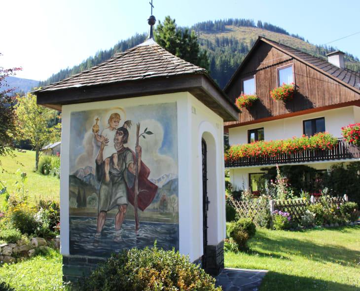 Bauernhof Braun