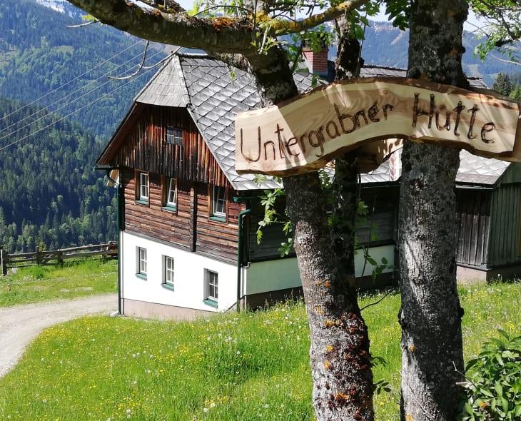 Untergrabner Hütte