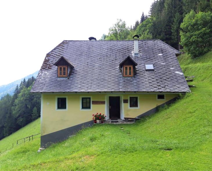 Fuchsbichlhütte