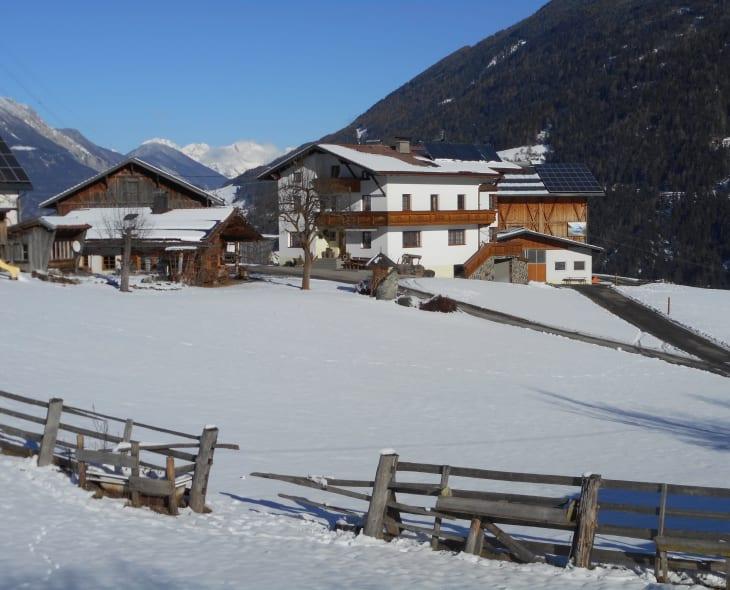 Kinderbauernhof Tobadillerhof Pitztal Tirol