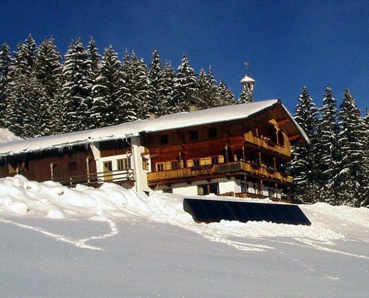 Winter Flecklhof