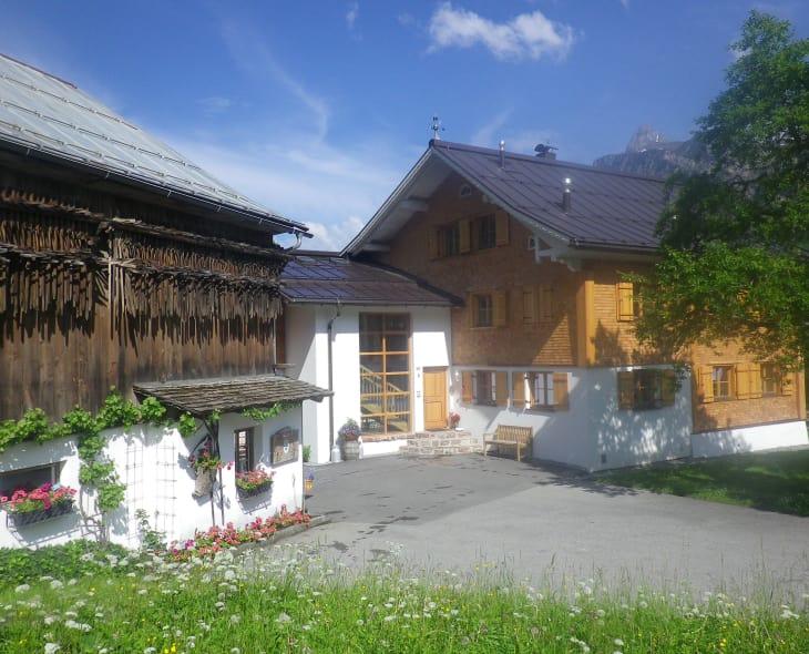 "Familienbauernhof ""Wildfang"""