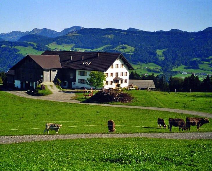 Haus Dreiländerblick