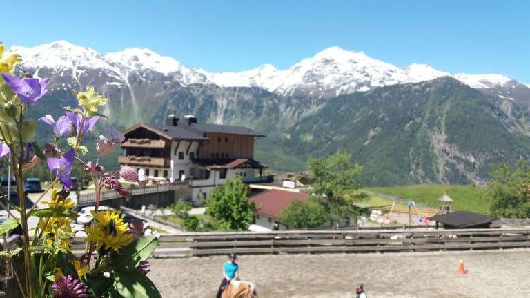 Bio & Reiterhof der Veitenhof Ötztal Tirol