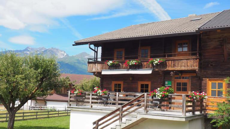 BIO-Bauernhof Innerkienzerhof