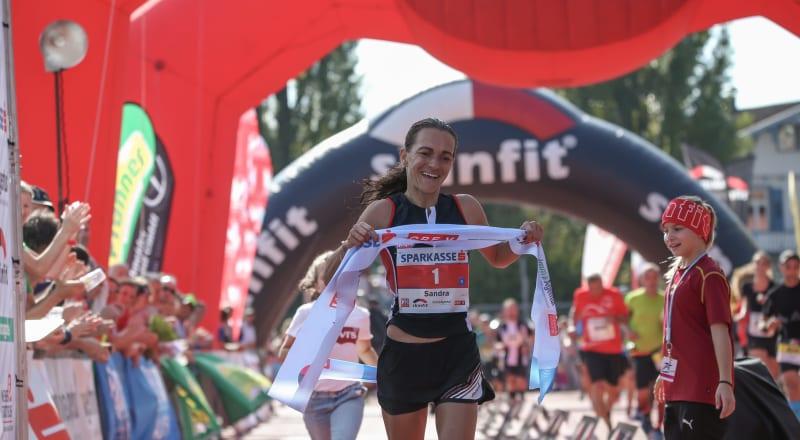 Settimana di corsa con Sandra Urach
