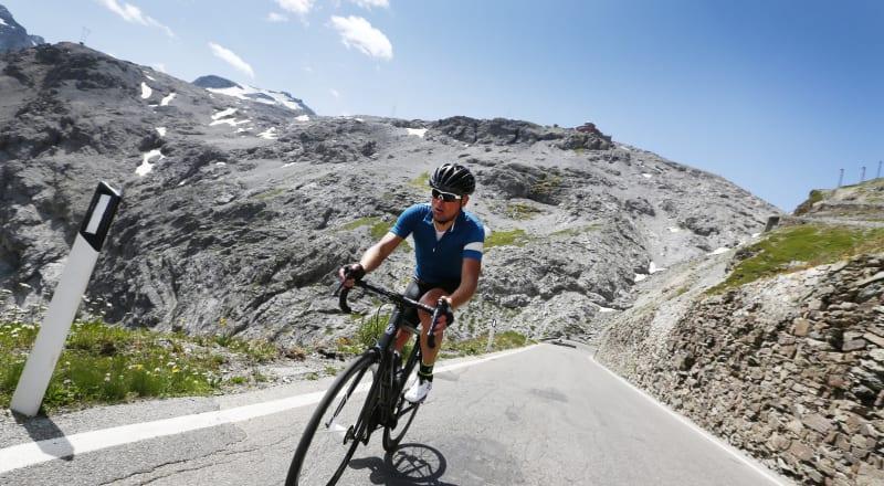 Apertura delle corse ciclistiche