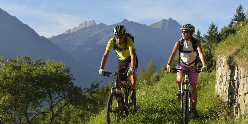 Bike -  nella spettacolare Val Venosta