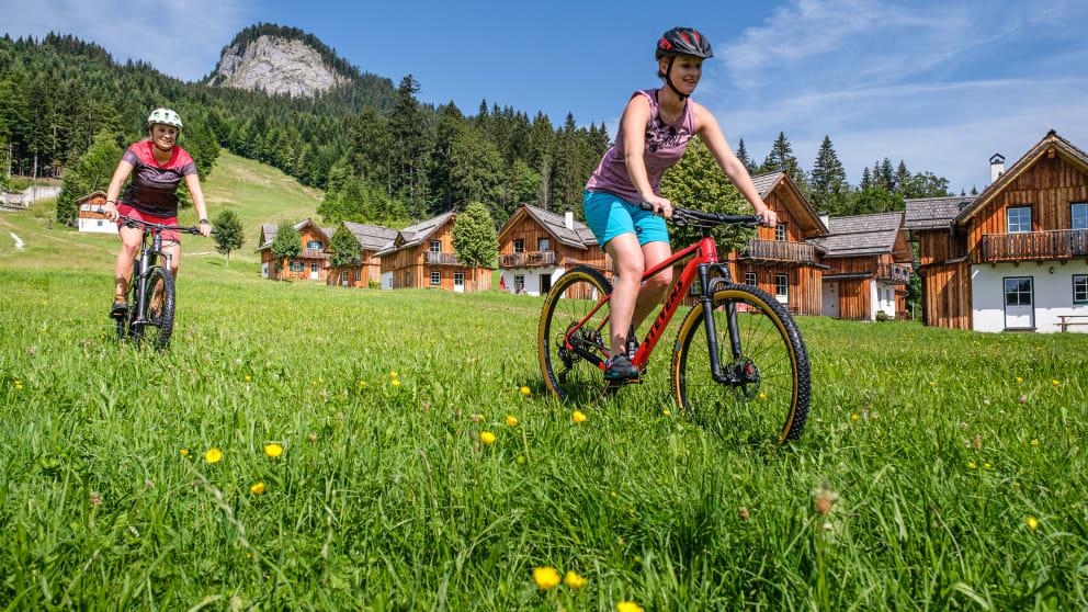 AKTIV Bike Paket 4 Nächte für 2 - 6 Personen