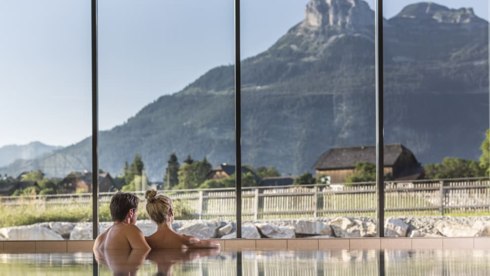 Mountain & Spa in your own Chalet